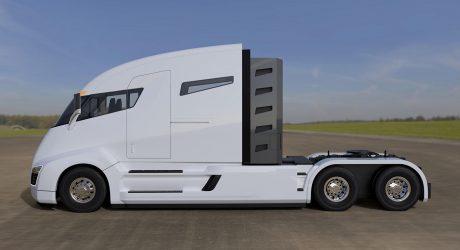 Tesla presentará el prototipo de camión eléctrico