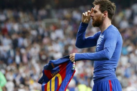 Messi es un '10'