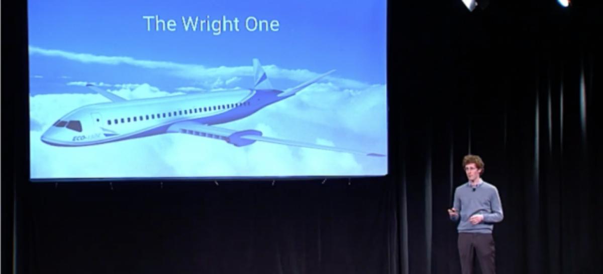 El avión eléctrico revolucionará la aviación