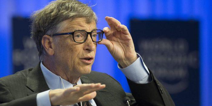El futuro según Bill Gates
