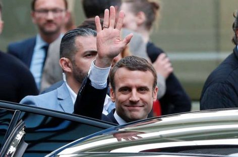 Emmanuel Macron con 39 años, será el presidente más joven de la historia de Francia