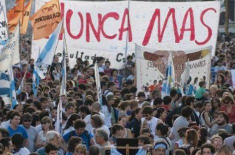 """Argentina, masiva marcha en contra del """"dos por uno"""""""