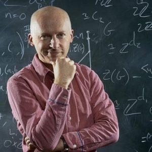 Marcus du Sautoy-matematico