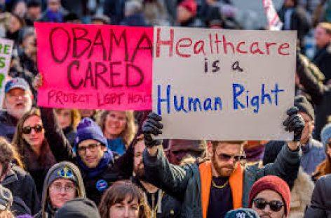 """Obama condena el """"mezquino"""" plan de Trump para sustituir su ley de salud"""