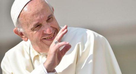 El Papa defiende la teoría de la evolución