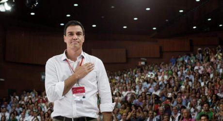 """Un nuevo PSOE anuncia que solo competirá """"contra el PP"""""""