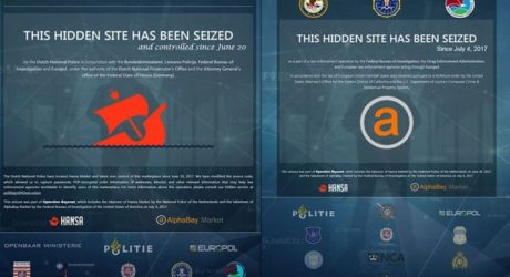 Golpe contra los traficantes de armas y drogas en la internet oscura