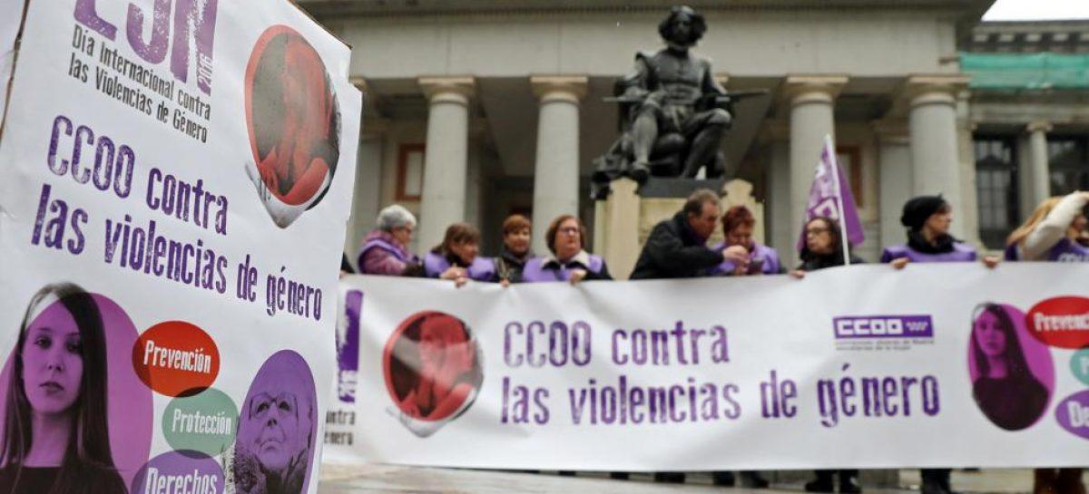 Pacto de Estado histórico en España contra la violencia de género
