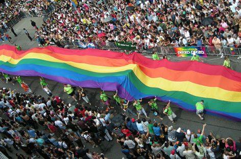 El World Pride 2017 convierte a Madrid en la capital mundial del Orgullo