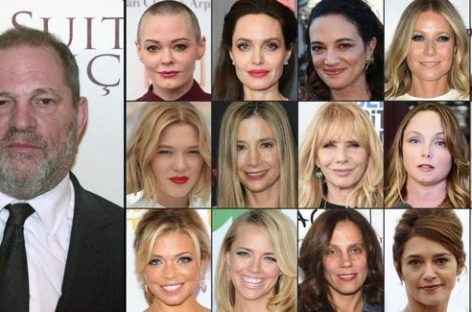 Hollywood expulsa a Harvey Weinstein por el escándalo de acoso sexual