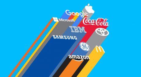 Las marcas mejor valoradas en 2017