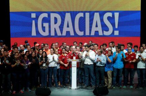 Premio Sajarov a la oposición de Venezuela