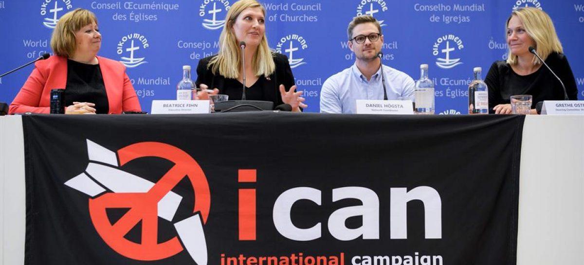 Nobel de la Paz para la Campaña Internacional para la Abolición de las Armas Nucleares
