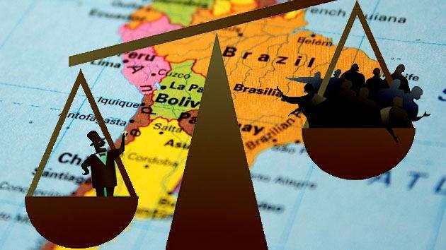 Los 5 países de América Latina que reducen la desigualdad salarial