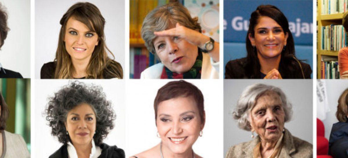 Mujeres de referencia en Iberoamérica