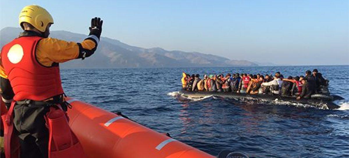 La Caixa ayuda a Open Arms al rescate de refugiados