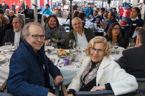Hablemos comiendo, Barcelona y Madrid lanzan una hermandad entre las dos ciudades