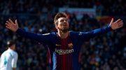"""Messi, """"el mejor del mundo"""""""