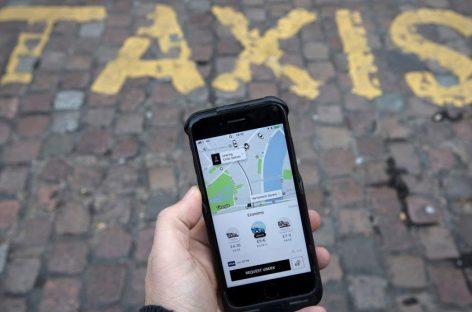 La Justicia europea da la razón a los taxistas en el tema de Uber