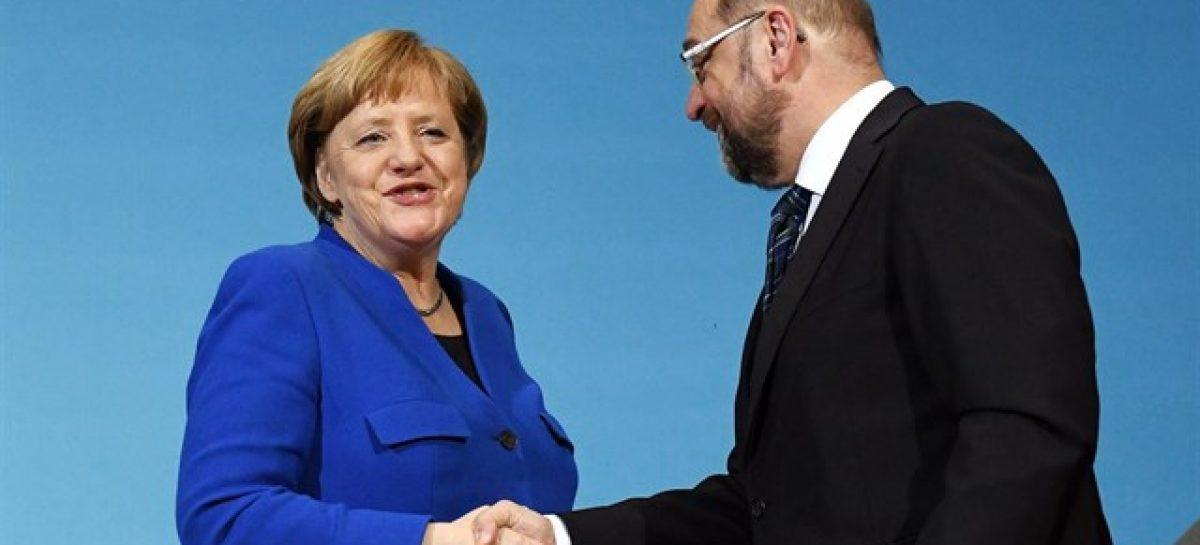 """""""Gran coalición"""" en Alemania"""