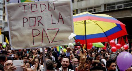Elecciones en Colombia tras la firma de la paz