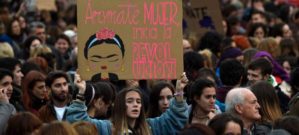Movilización feminista de alcance global