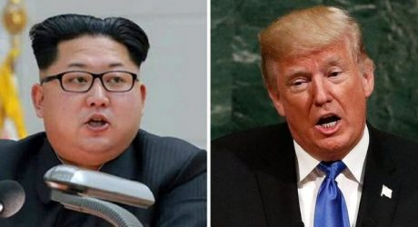 Donald Trump acepta reunirse con el líder de Corea del Norte, Kim Jong-un