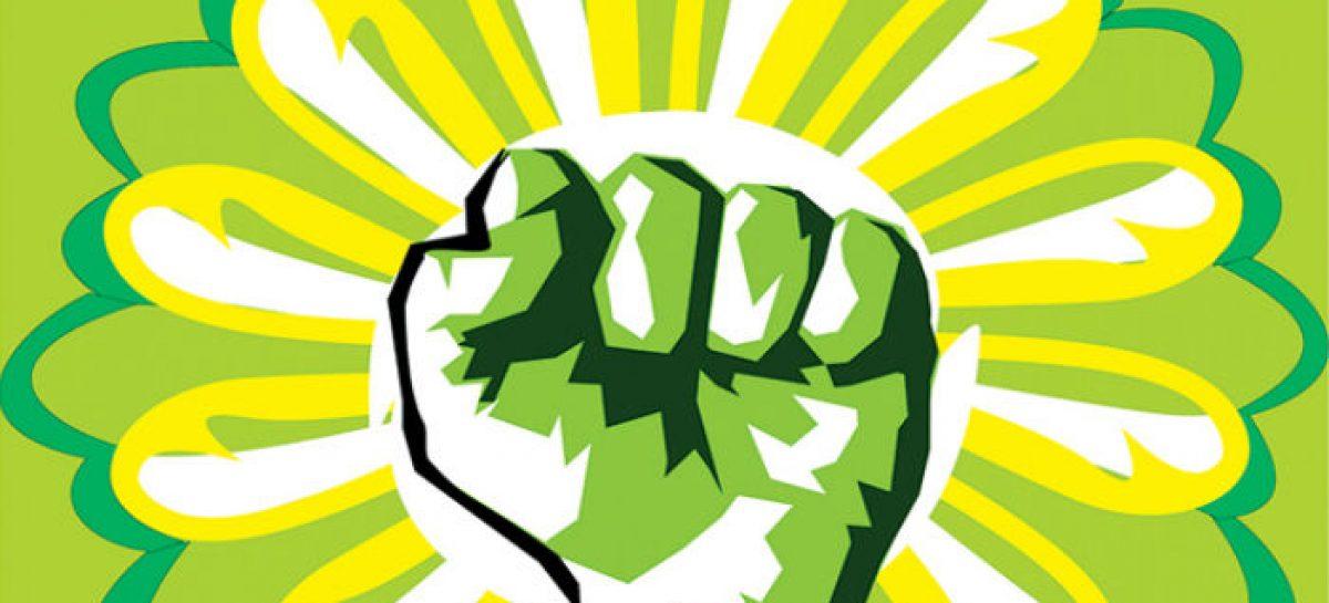 Nueva generación de activistas de la justicia climática