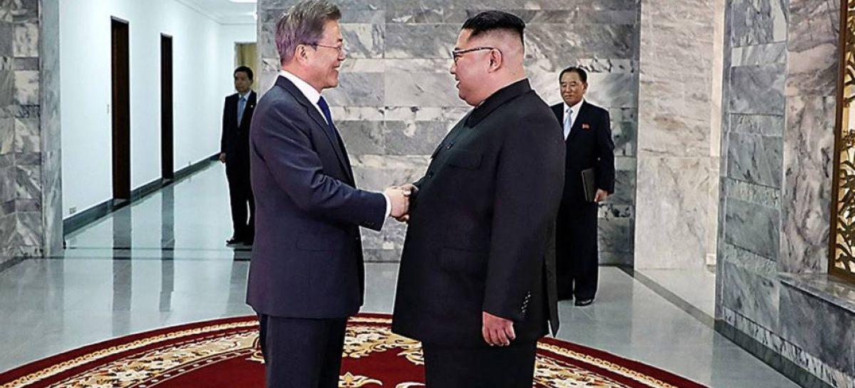 Las dos Coreas se reúnen por sorpresa de nuevo, pese a Trump