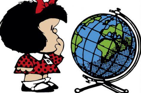 Mafalda, la niña 'antisistema' cumple medio siglo