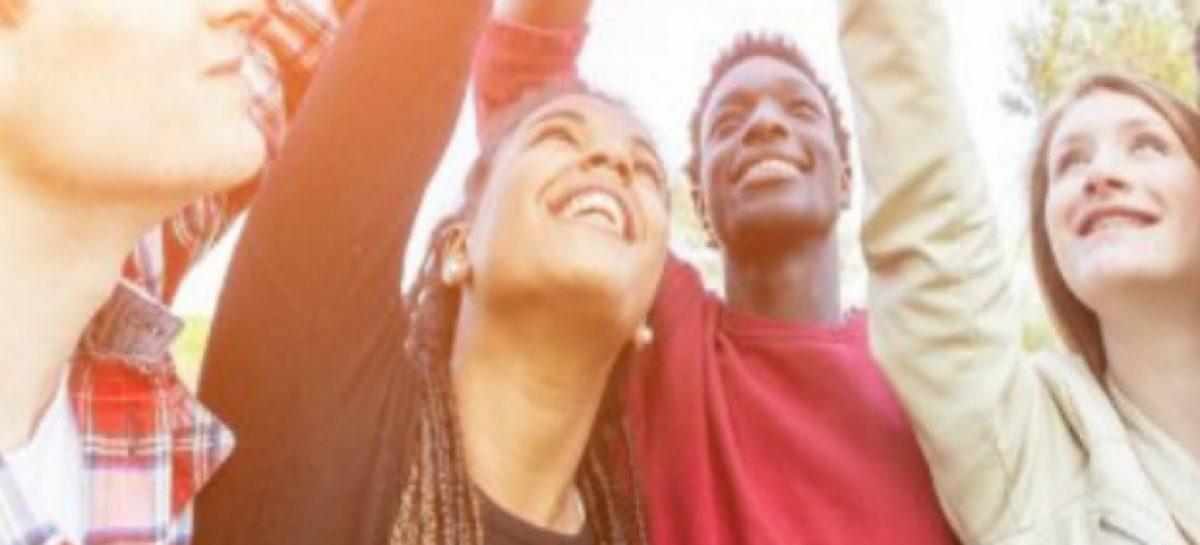 La gente más feliz, un hecho diferencial