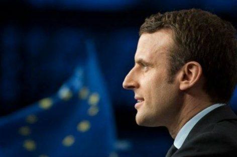 """Macron defiende una Europa fuerte: """"No seamos débiles, no tengamos miedo"""""""