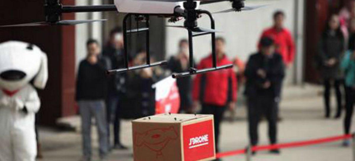 Drones para erradicar la pobreza