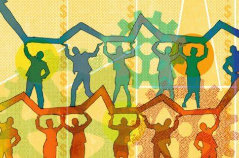 El auge de la economía local que busca el bien común