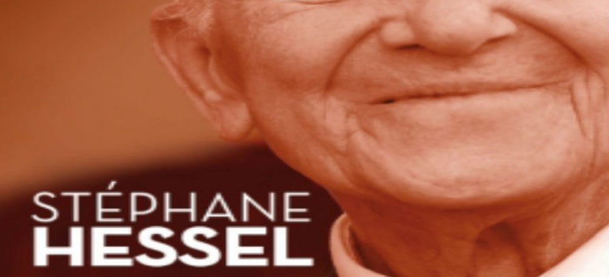 Stéphane Hessel, homenaje al eterno comprometido