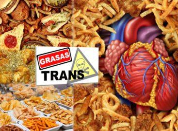 El plan de la OMS para erradicar el uso de las grasas trans