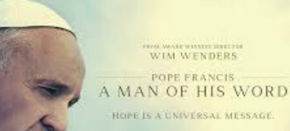 Un documental sobre el Papa Francisco llega a Cannes