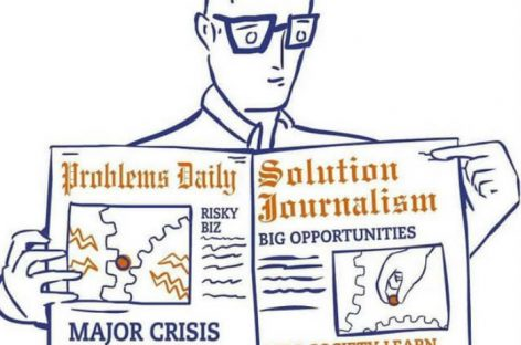 Periodismo constructivo como revulsivo a los problemas