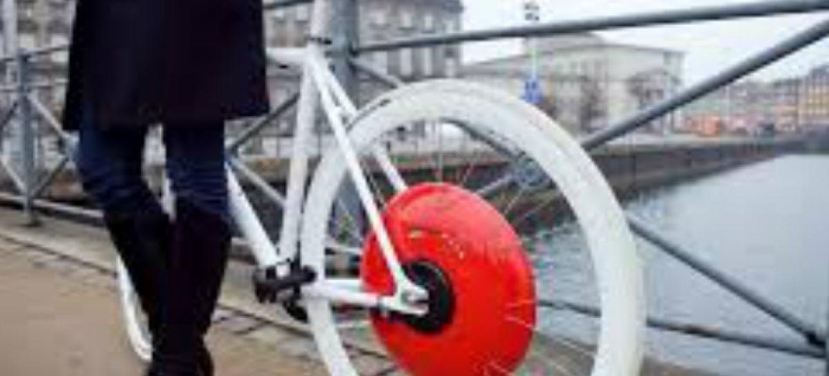 La Rueda de Copenhague revoluciona el uso de la bicicleta