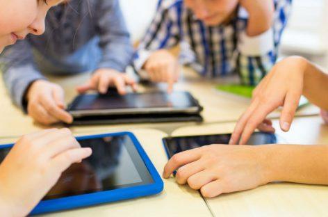 Tabletas y un nuevo paradigma del aprendizaje