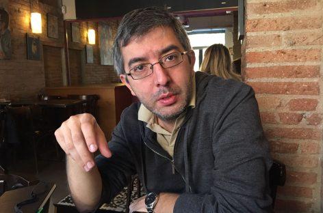 Se está construyendo consenso. Jordi Amat