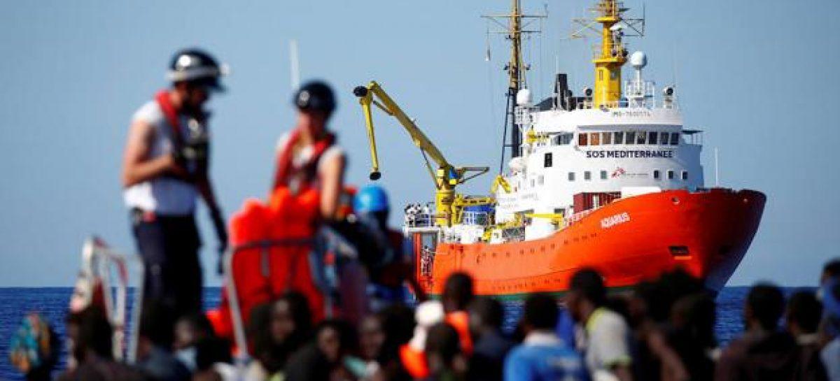 España acogerá a los 629 inmigrantes rechazados por el actual gobierno italiano