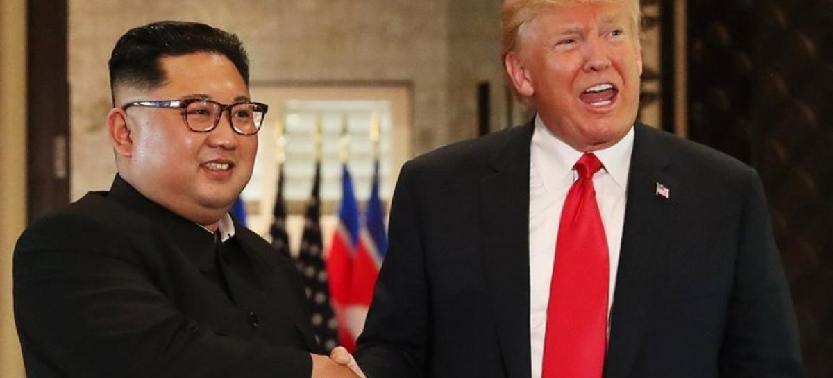 Acuerdo histórico entre EE.UU y Corea del Norte