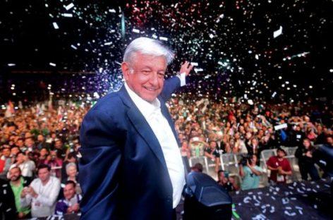 La izquierda gana las elecciones en México con un resultado histórico