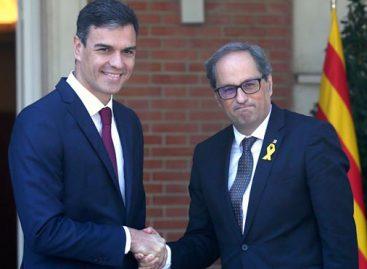 Cataluña y España comienzan el deshielo