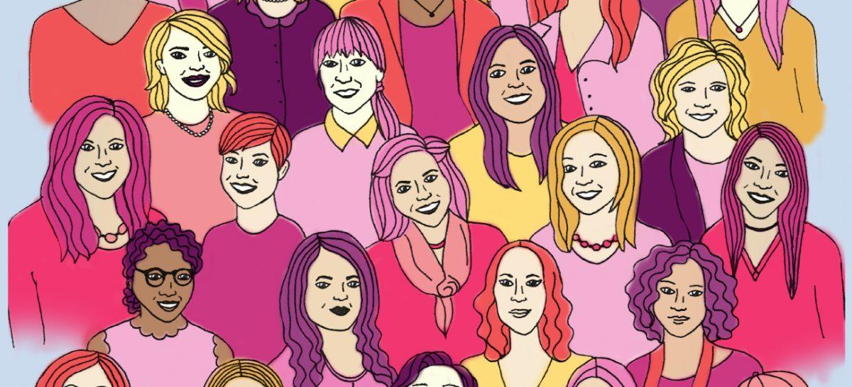 Mujeres conquistando las élites del poder