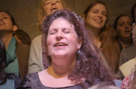 """Judíos, musulmanes y cristianos en hermandad para cantar """"One Love"""" en Jerusalén"""