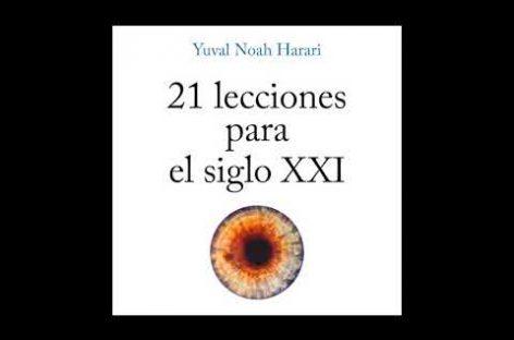 """""""21 lecciones para el siglo XXI"""", el nuevo libro de Yuval Noah Harari"""