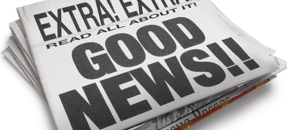 Las 20 buenas noticias del año