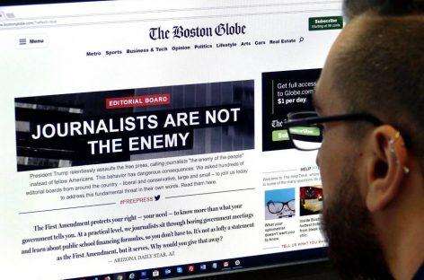 El periodismo no es el enemigo